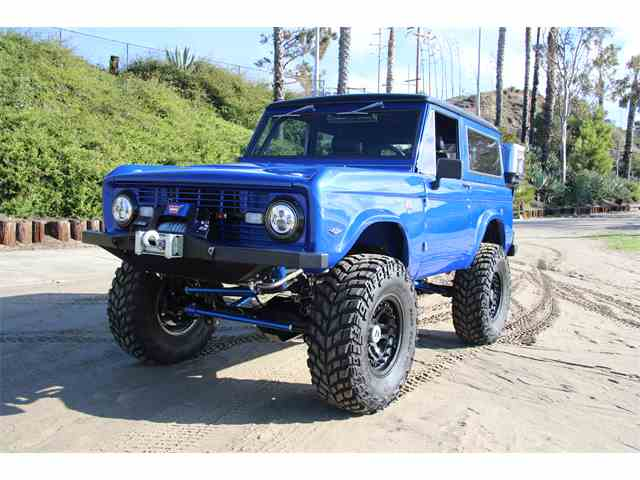 Picture of Classic '68 Ford Bronco - $159,950.00 - NF5W