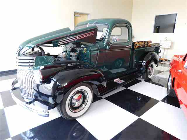 Picture of Classic '46 Chevrolet Pickup located in Chandler Arizona Offered by  - NF68