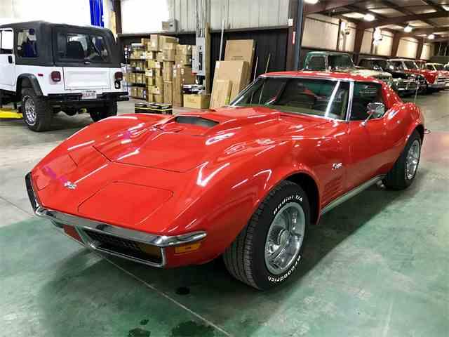 Picture of '72 Corvette - NF6A