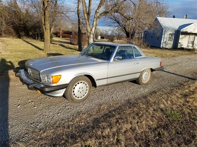 Picture of '84 380SL - NF6D