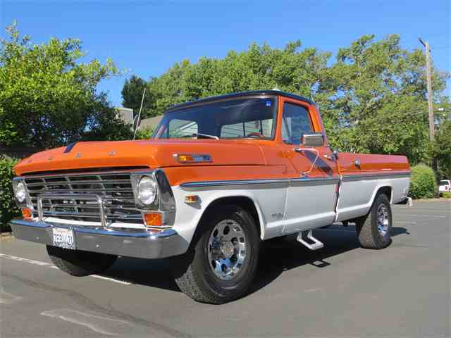 Picture of '69 F250 - NF6F