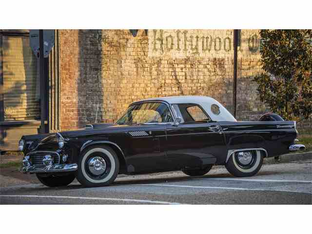 Picture of 1956 Thunderbird - $38,500.00 Offered by a Private Seller - NF6H