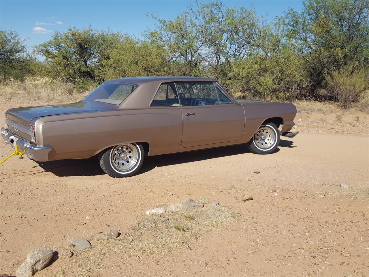 Large Picture Of Classic 64 Chevelle Malibu SS Located In Hereford Arizona