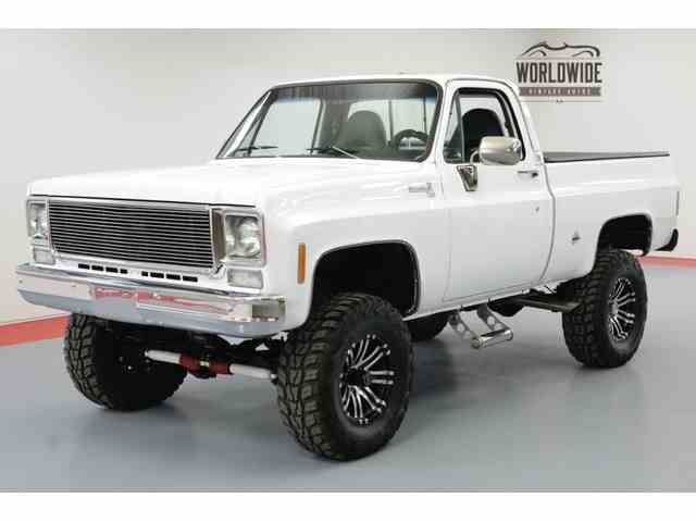 Picture of 1978 Chevrolet K-10 Offered by  - NF6X