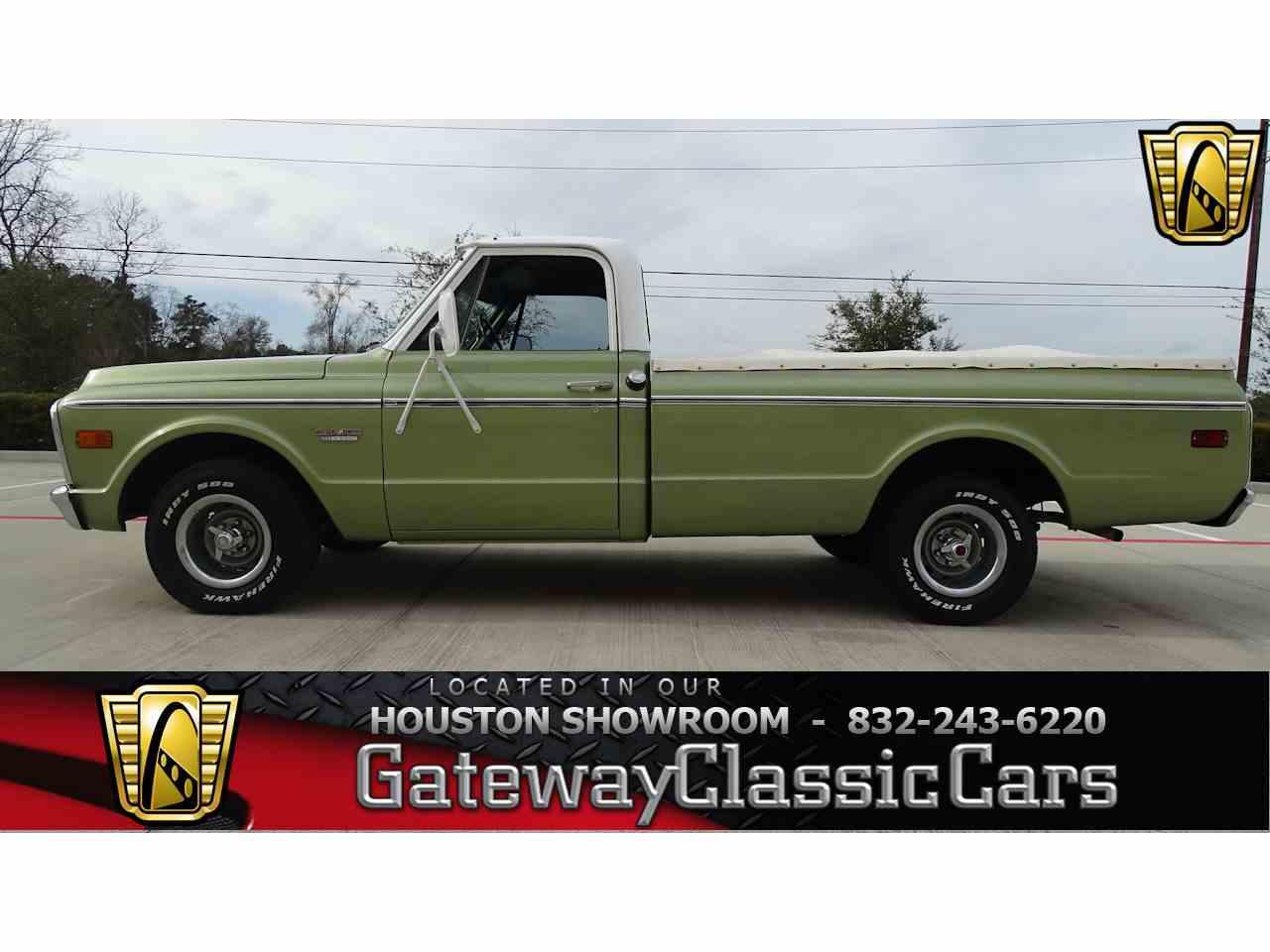 1969 GMC 1500 for Sale | ClassicCars.com | CC-1092782