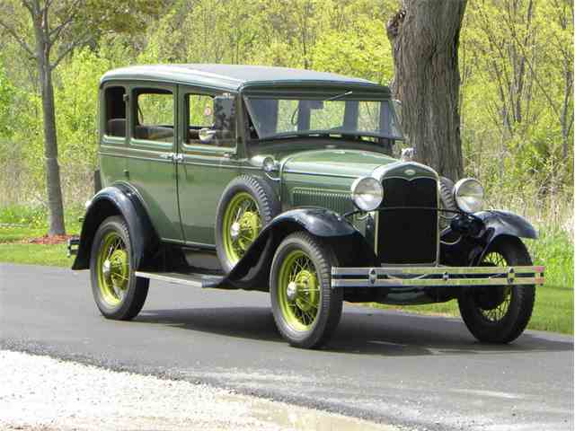 Picture of '31 Model A - NF74