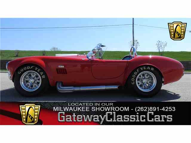 Picture of Classic '67 Cobra located in Kenosha Wisconsin - $67,000.00 Offered by  - NF77
