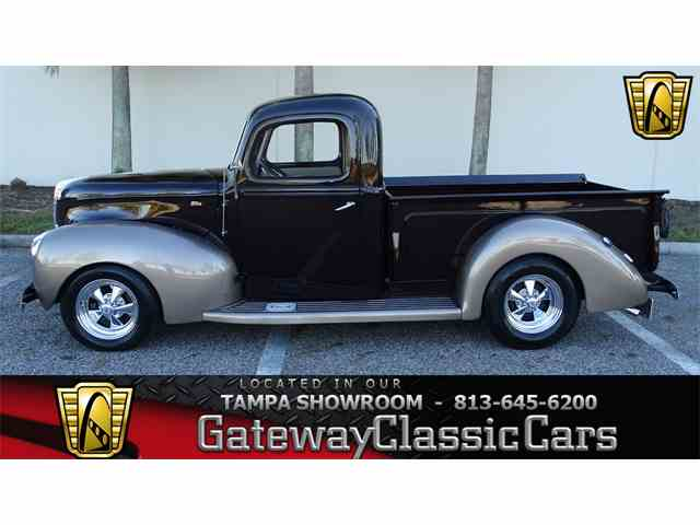 Picture of '40 Pickup - NF7A
