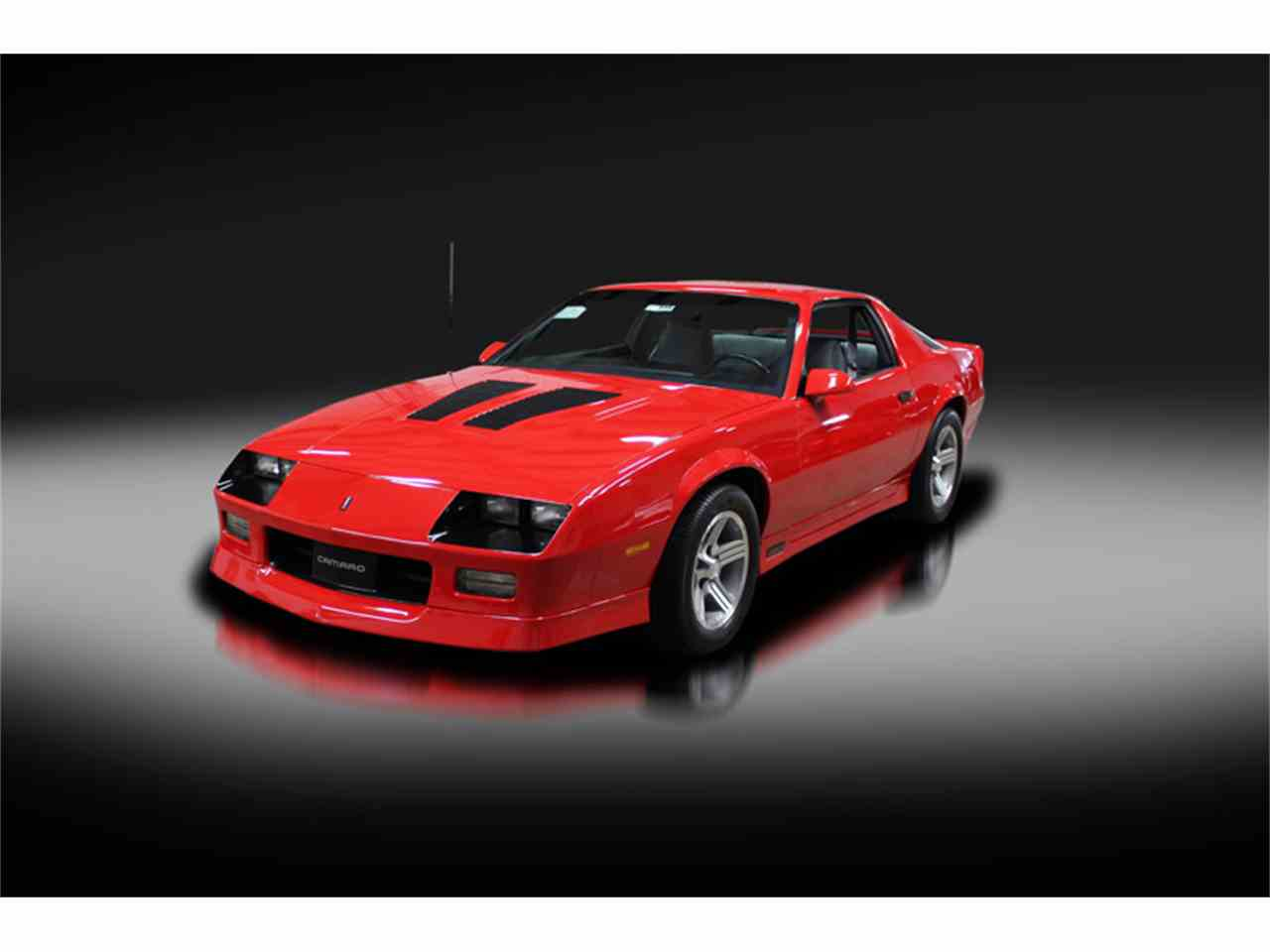 1990 chevrolet camaro iroc z28 for sale cc 1090028. Black Bedroom Furniture Sets. Home Design Ideas