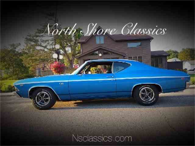 Picture of '69 Chevelle - NF7M