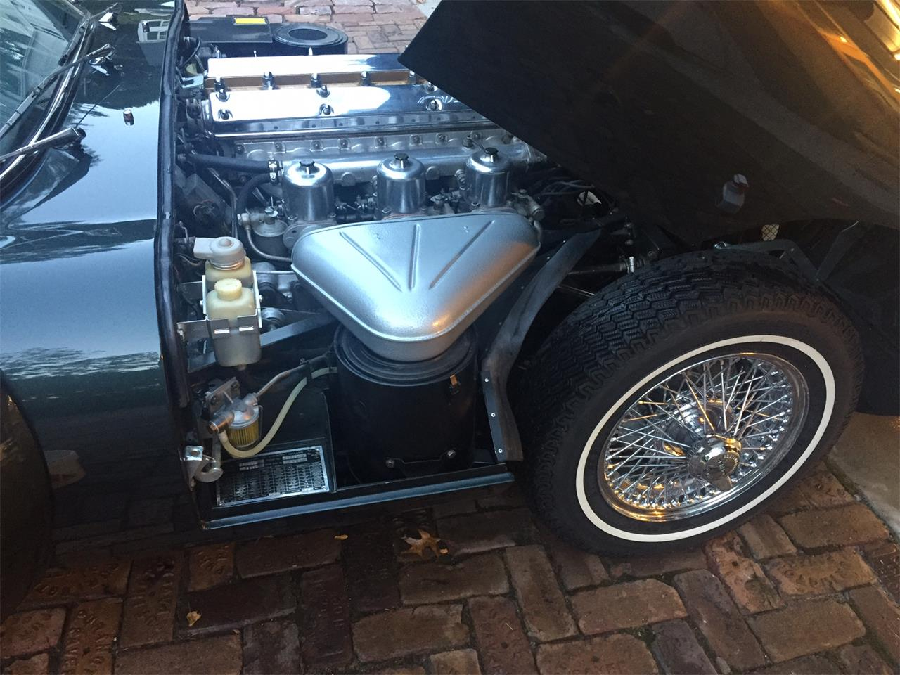 Large Picture of '65 E-Type - ND9L