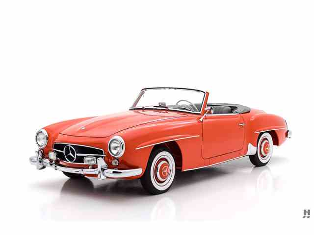 Picture of Classic 1957 Mercedes-Benz 190SL - NF7X
