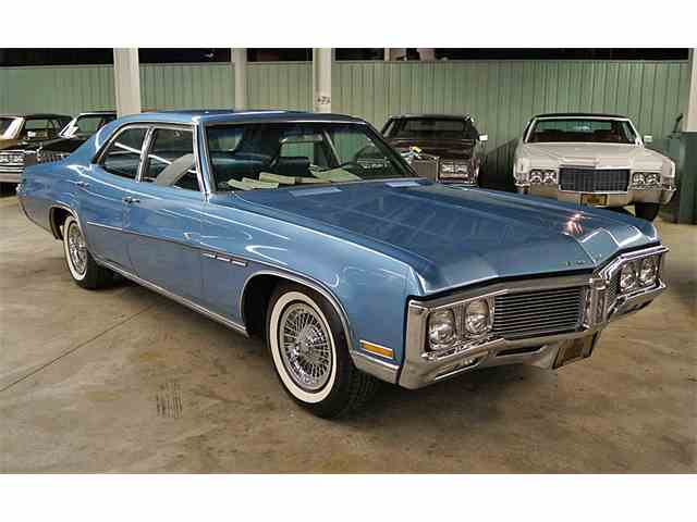 Picture of 1970 Buick LeSabre located in canton Ohio - $15,995.00 - ND9M