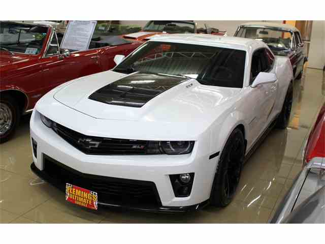 Picture of '12 Camaro - NF87
