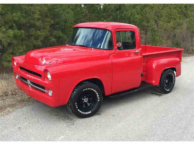 Picture of '57 C100 Stepside - NF8D