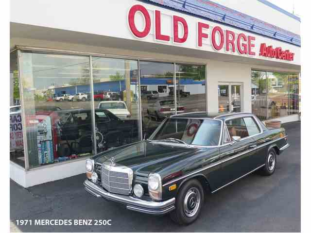 Picture of Classic '71 Mercedes-Benz 250C located in Pennsylvania - NF8L