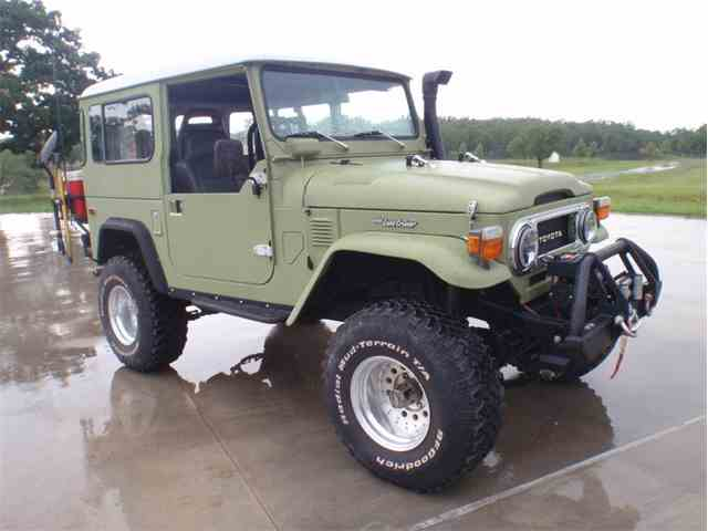 Picture of '77 Land Cruiser FJ - NF8P