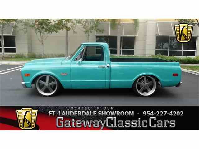 Picture of 1972 GMC 1500 located in Coral Springs Florida Offered by  - NF8W