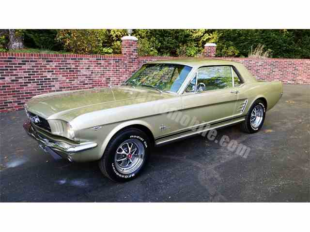 Picture of '66 Mustang - NF90