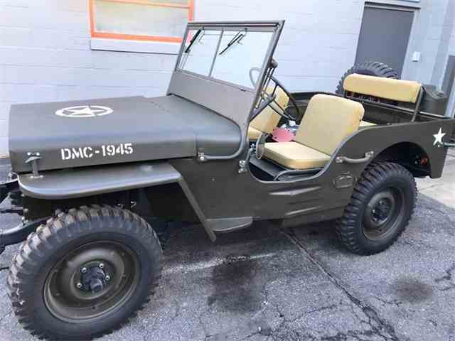 Picture of '45 Jeep - NF9H