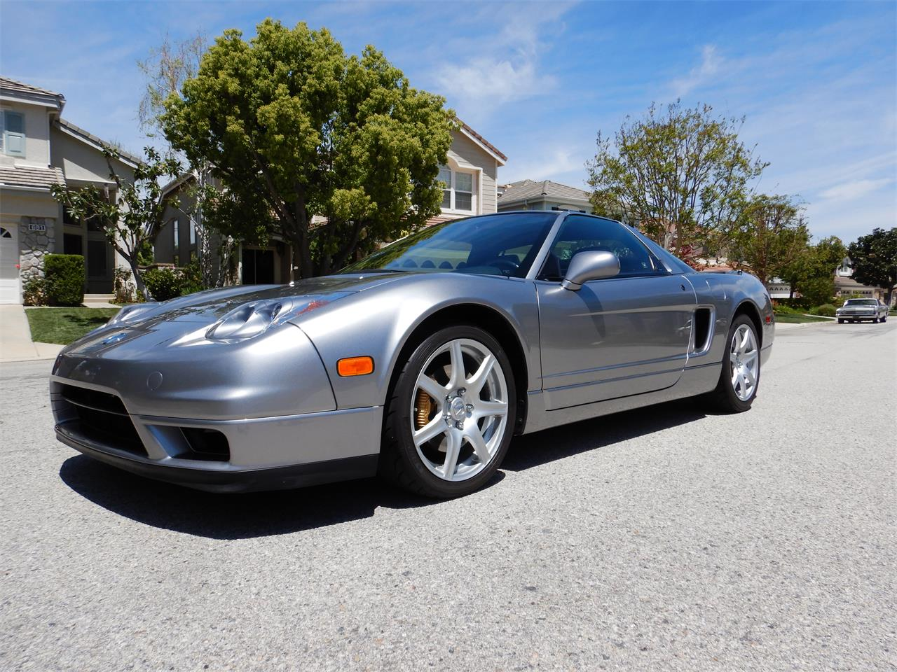 2005 acura nsx-t for sale   classiccars   cc-1090288