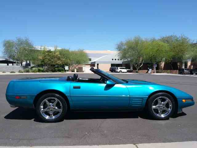 Picture of '92 Corvette - NF9S