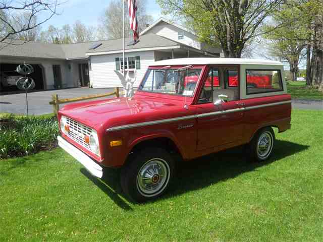 Picture of '77 Bronco - NFAD
