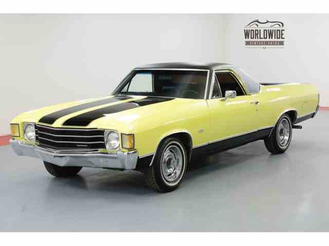 Picture of '72 El Camino - NFAX