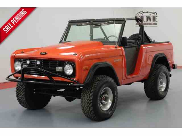 Picture of '67 Bronco - NFAY