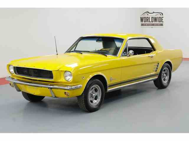 Picture of '66 Mustang - NFB0