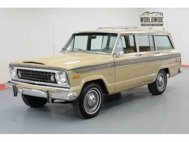 Picture of '76 Wagoneer - NFB3