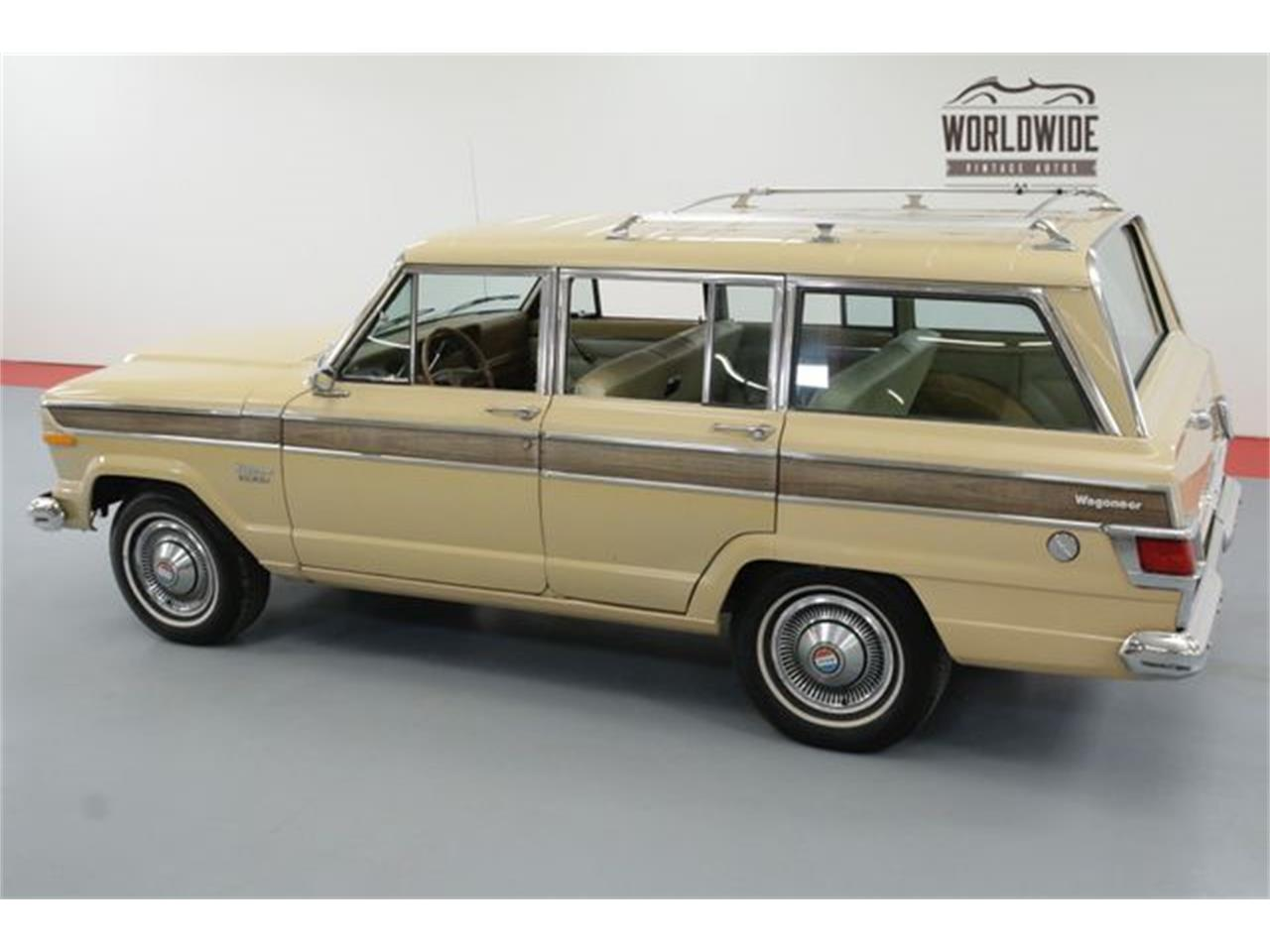 1976 Jeep Wagoneer for Sale | ClassicCars.com | CC-1092927