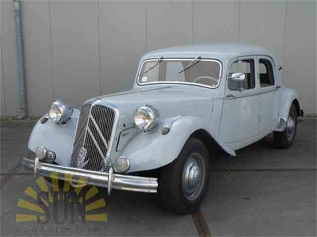 Picture of '51 Traction Avant - NFBE