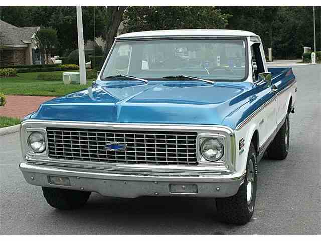 Picture of '71 C/K 1500 - NFBH
