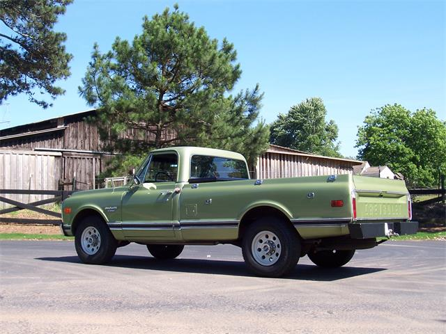 Picture of '69 C/K 20 - NFBL