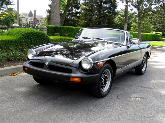 Picture of '79 MGB - NFBQ