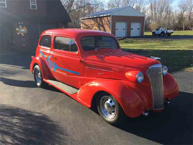 Picture of '37 Chevrolet Street Rod - $30,000.00 - NFBR