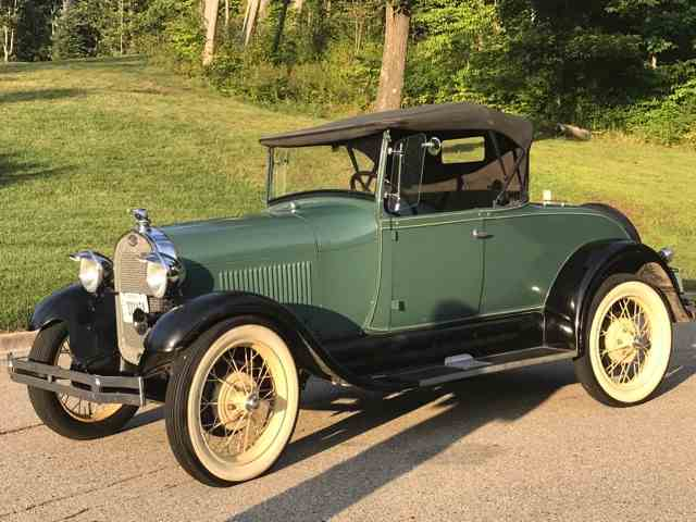 Picture of '29 Model A - NFBY
