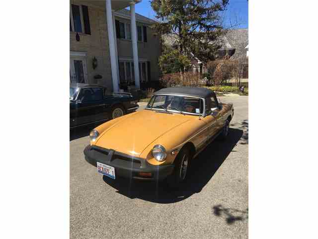 Picture of '77 MGB - NDA0