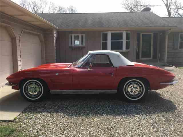 Picture of Classic 1963 Chevrolet Corvette - $58,500.00 - NFC6