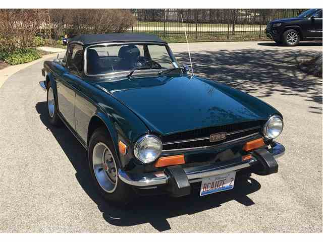 Picture of '74 TR6 - NDA1
