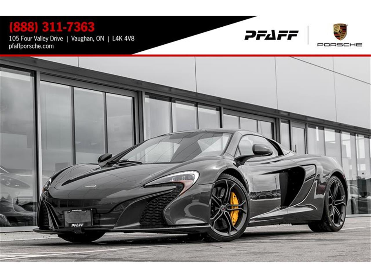 2015 mclaren 650s spider for sale | classiccars | cc-1092970