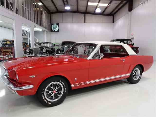 Picture of Classic '66 Ford Mustang GT located in St. Louis Missouri - $36,900.00 Offered by  - NFCB