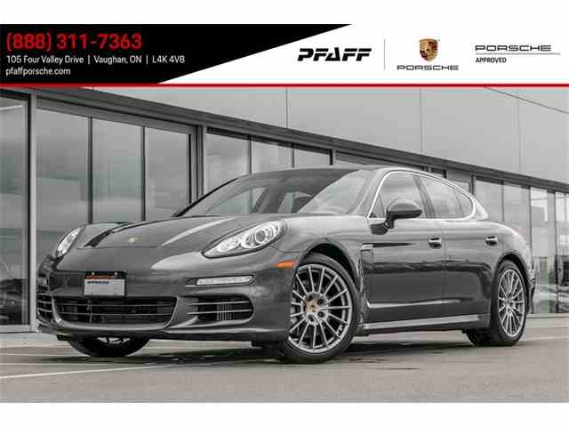 Picture of '15 Panamera - NFCC