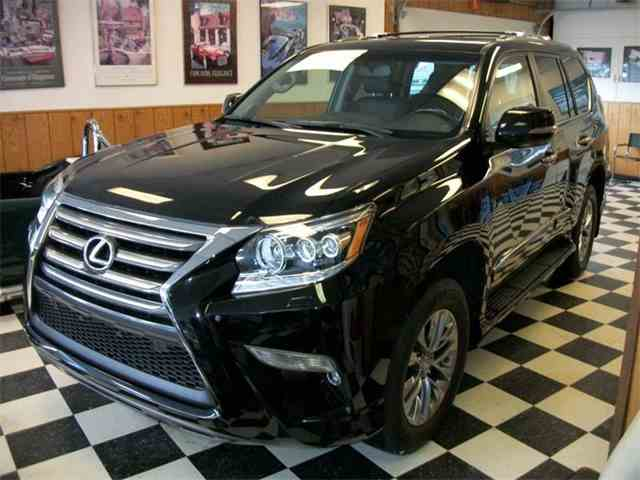 Picture of '15 GX460 - NFCH