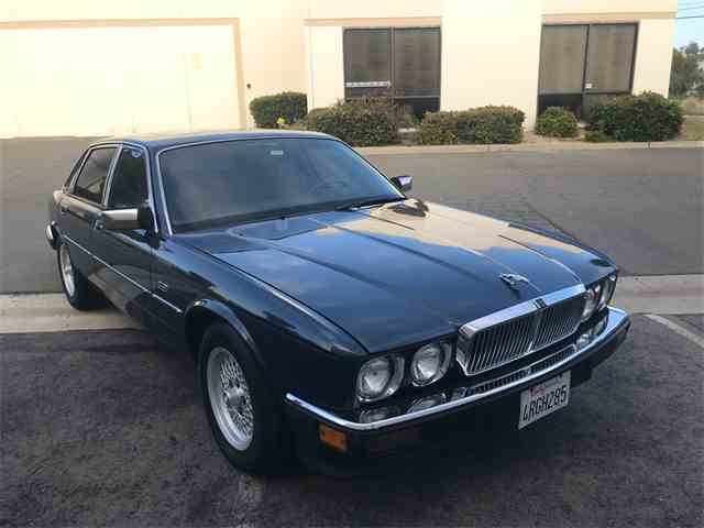 Picture of '88 XJ6 - NFCR