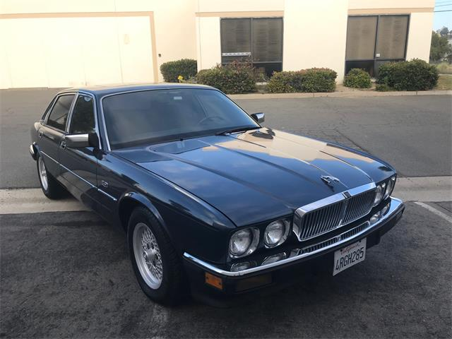 Picture of '88 Jaguar XJ6 Auction Vehicle Offered by  - NFCR