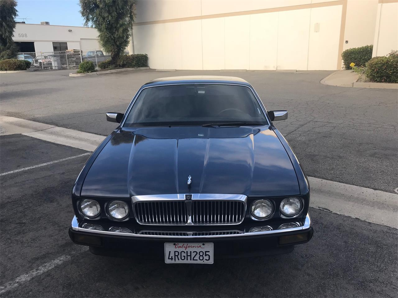 Large Picture of '88 XJ6 - NFCR