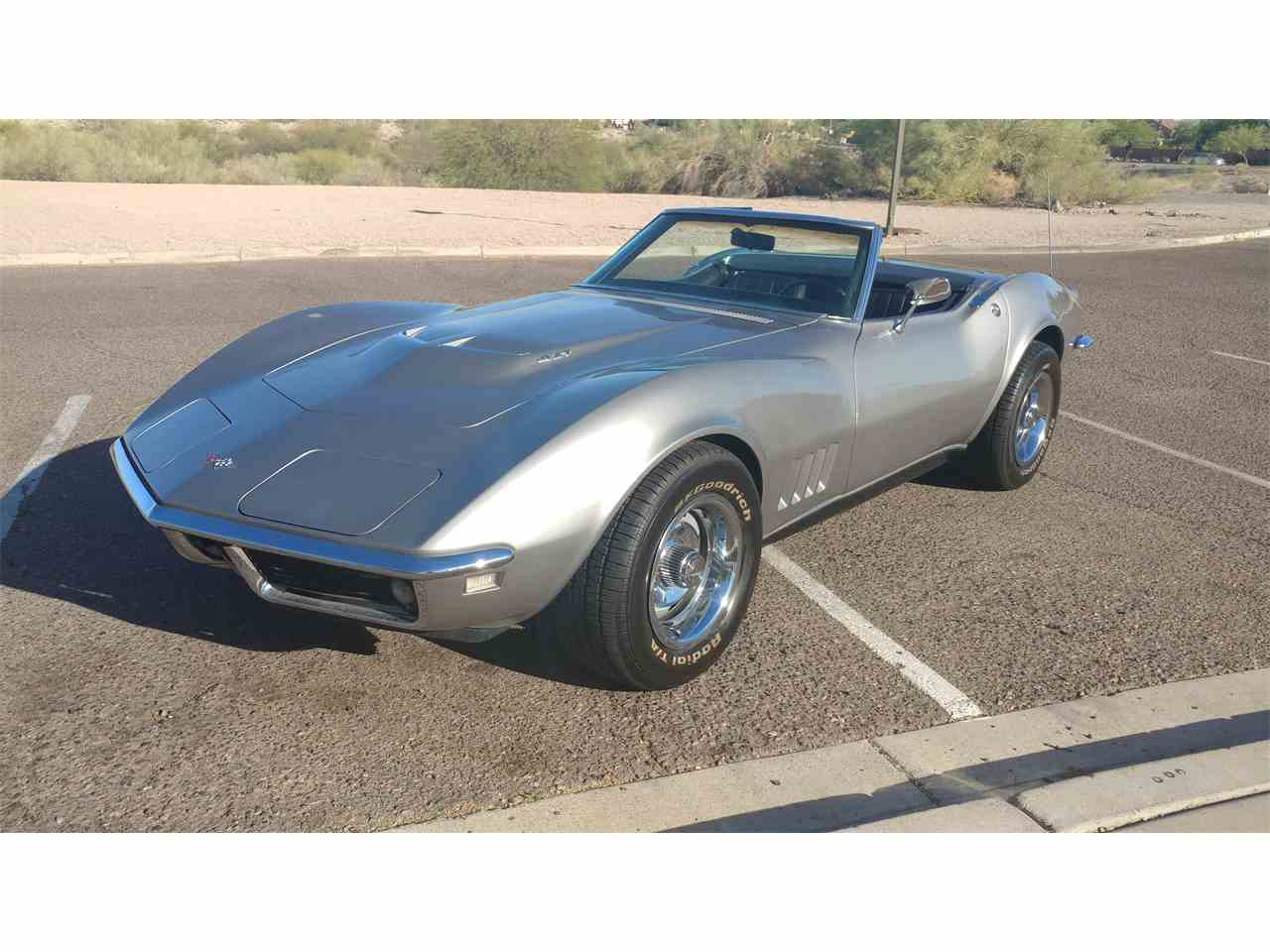 Large Picture of '68 Corvette - NFCZ