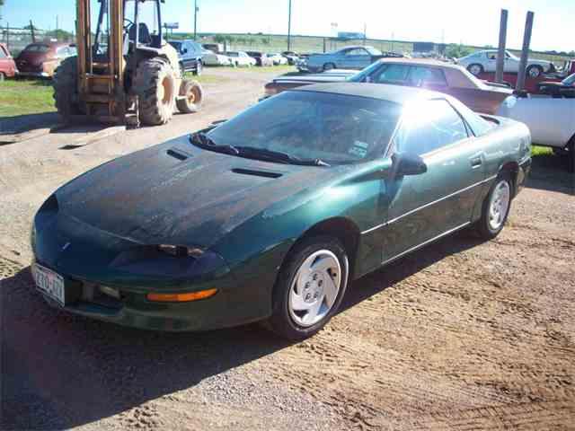 Picture of 1994 Chevrolet Camaro located in Denton Texas - $1,500.00 - NFD4